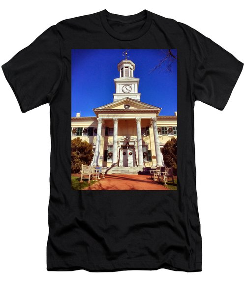 Shepherd University Men's T-Shirt (Athletic Fit)