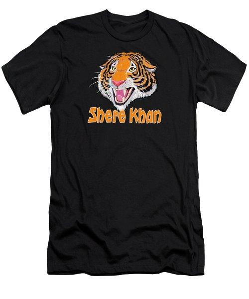 Shere Khan Men's T-Shirt (Athletic Fit)