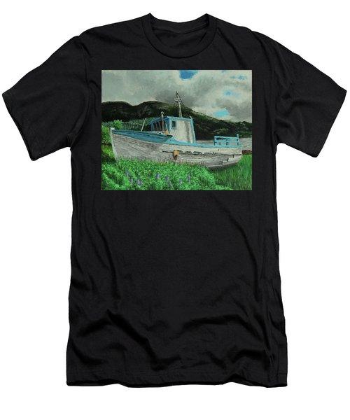Sherry D Men's T-Shirt (Athletic Fit)