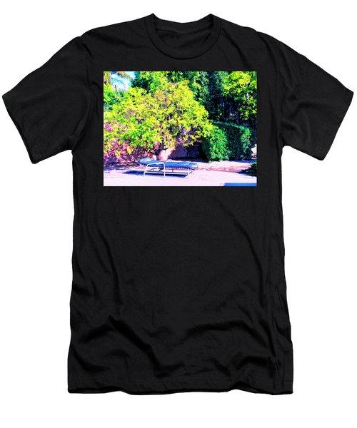 She's Gone Men's T-Shirt (Athletic Fit)