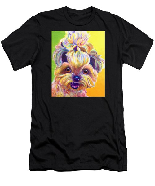 Shih Tzu - Bloom Men's T-Shirt (Athletic Fit)