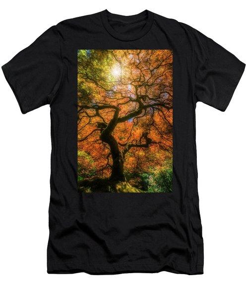 Shine Through Men's T-Shirt (Athletic Fit)