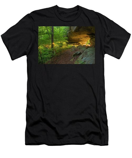 Shining Through.... Men's T-Shirt (Athletic Fit)