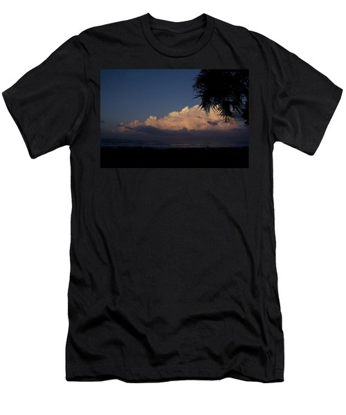 Ship In The Sky Men's T-Shirt (Athletic Fit)