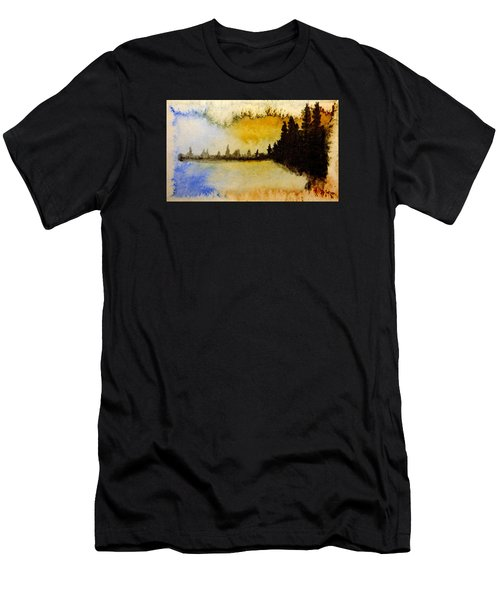 Shoreline 2 Men's T-Shirt (Athletic Fit)