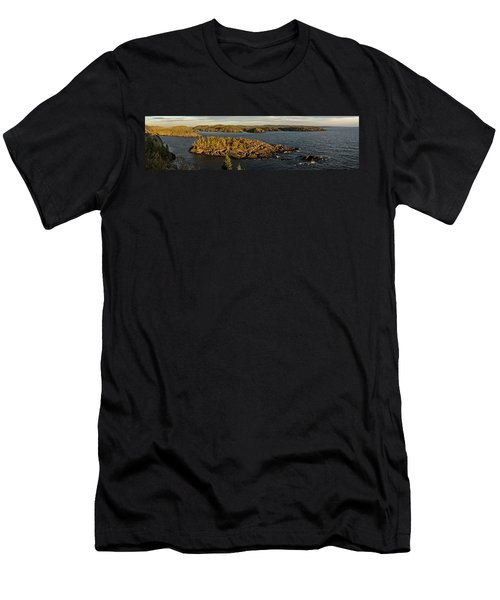 Shores Of Pukaskwa Men's T-Shirt (Athletic Fit)