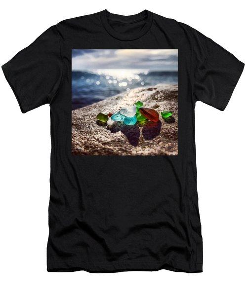 Shoreshine Men's T-Shirt (Athletic Fit)