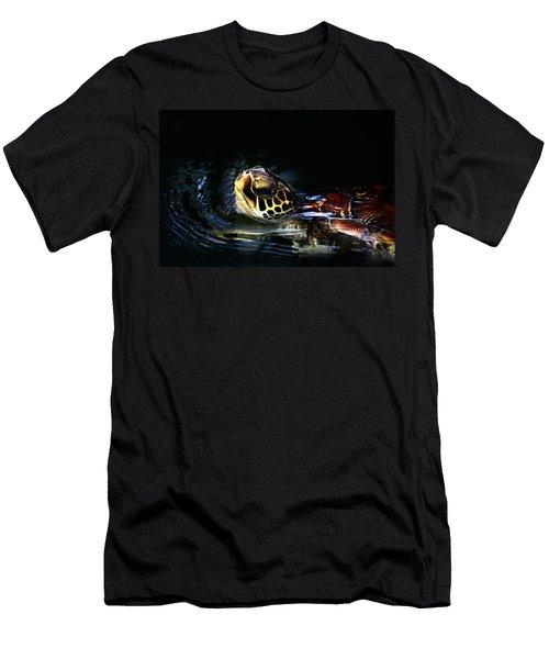 Short Visit Men's T-Shirt (Athletic Fit)