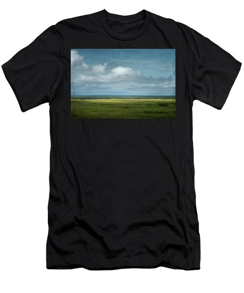 Short Wharf Creek 5 Men's T-Shirt (Athletic Fit)
