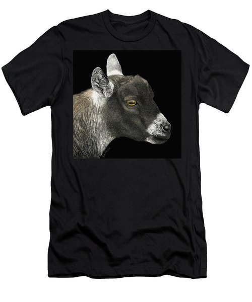 Show Goat Men's T-Shirt (Athletic Fit)