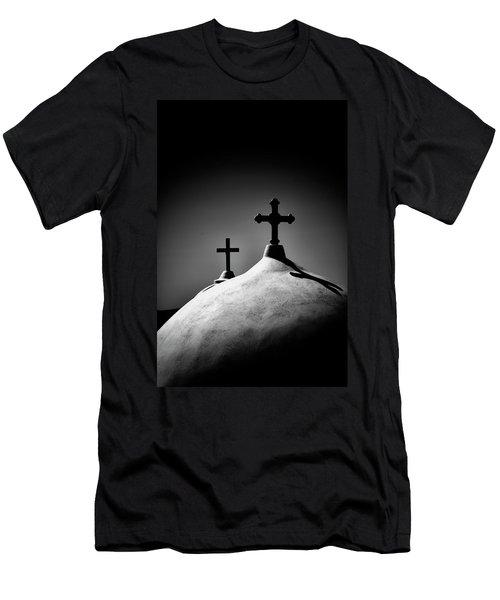 Show Me The Path. Men's T-Shirt (Athletic Fit)