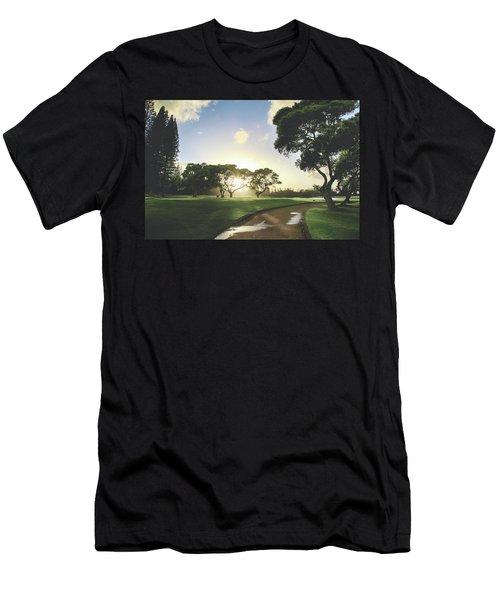 Show Me The Way Men's T-Shirt (Athletic Fit)