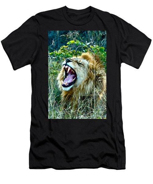 Show Me Your Teeth Men's T-Shirt (Athletic Fit)