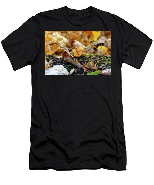 'shrooms Men's T-Shirt (Athletic Fit)