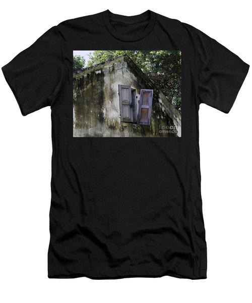 Shuttered #3 Men's T-Shirt (Athletic Fit)