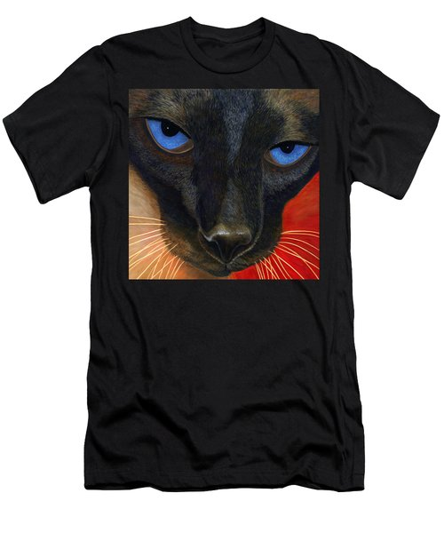 Siamese Men's T-Shirt (Athletic Fit)