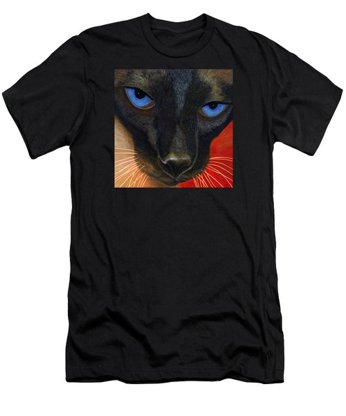 Siamese Men's T-Shirt (Athletic Fit)