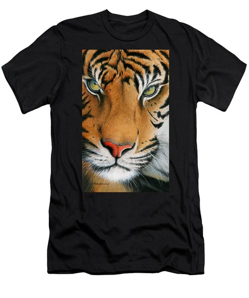 Siberian Gold Men's T-Shirt (Athletic Fit)