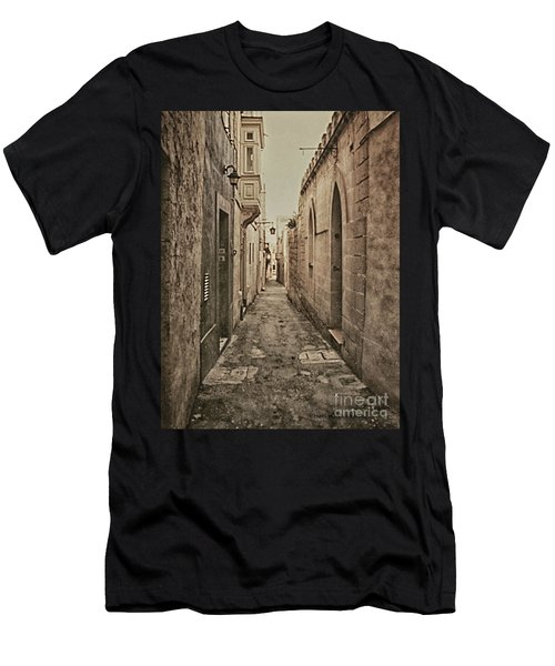 Side Street Malta Men's T-Shirt (Athletic Fit)