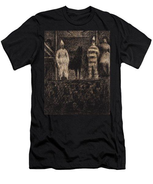 Sidewalk Show Men's T-Shirt (Athletic Fit)