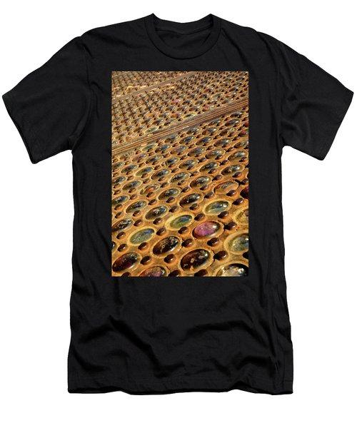 Sidewalk Vault Lights Men's T-Shirt (Athletic Fit)
