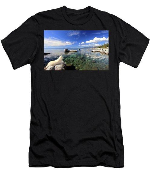 Sierra Sphinx Men's T-Shirt (Athletic Fit)