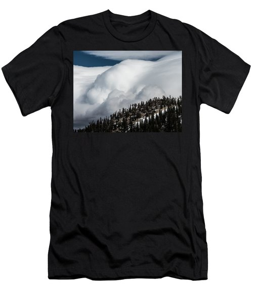 Sierra Stormclouds Men's T-Shirt (Athletic Fit)
