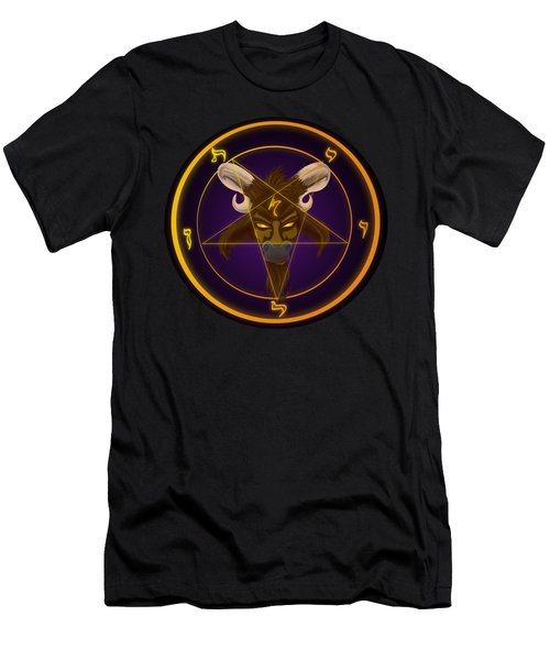 Sigil Of 47 Men's T-Shirt (Slim Fit) by Mister 47