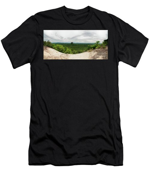 Sigiriya Panorama Men's T-Shirt (Athletic Fit)
