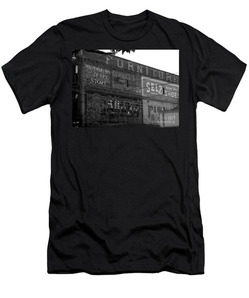 Sign Of The Times Men's T-Shirt (Athletic Fit)