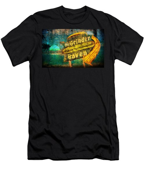 Sign Of The Times Men's T-Shirt (Slim Fit) by Greg Sharpe