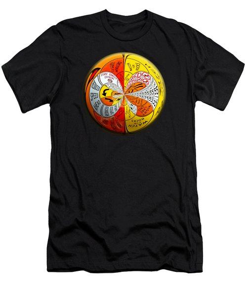 Signs Orbit Men's T-Shirt (Athletic Fit)