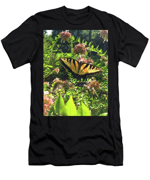 Silence Of Nature Men's T-Shirt (Athletic Fit)
