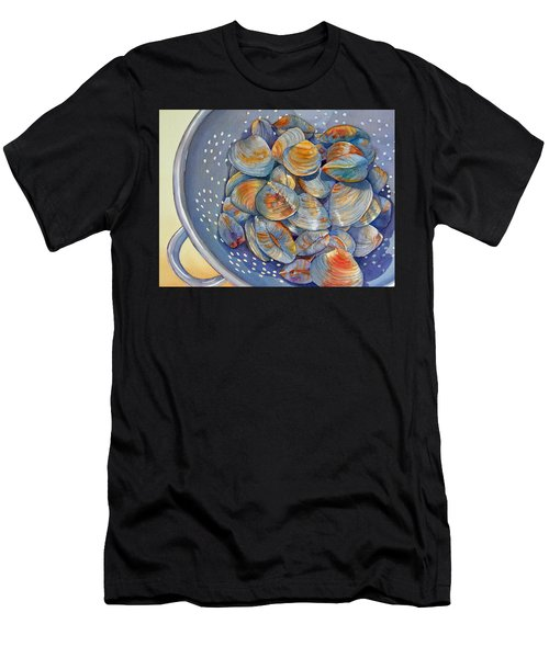 Silence Of The Clams Men's T-Shirt (Athletic Fit)