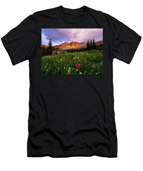 Silent Stirrings Men's T-Shirt (Athletic Fit)