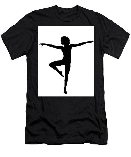 Silhouette 24 Men's T-Shirt (Athletic Fit)