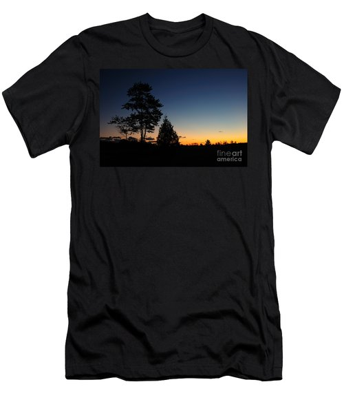 Silhouettes Men's T-Shirt (Athletic Fit)