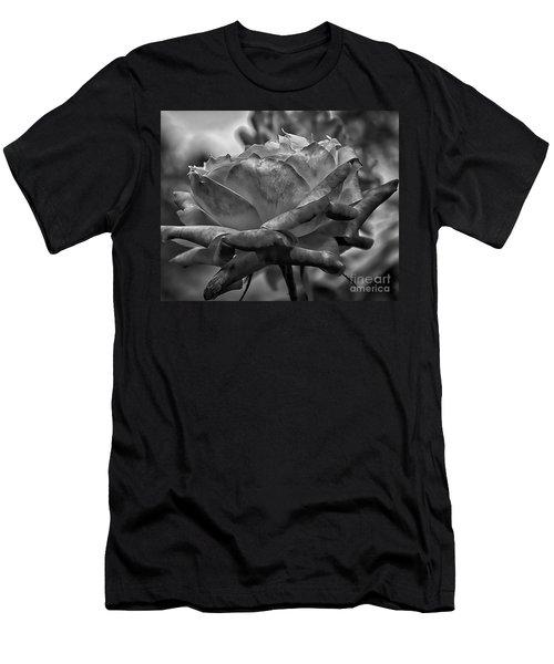 Silk Curl Men's T-Shirt (Athletic Fit)