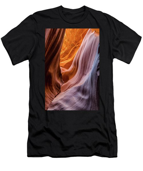 Silky Rocks 2 Men's T-Shirt (Athletic Fit)