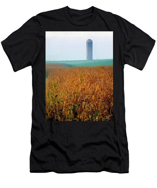 Silo 2 Men's T-Shirt (Athletic Fit)