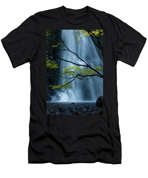 Silver Fall Men's T-Shirt (Athletic Fit)