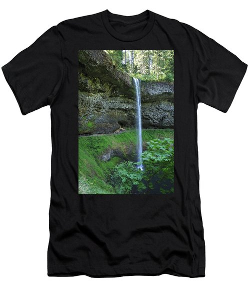 Silver Falls 2893 Men's T-Shirt (Athletic Fit)