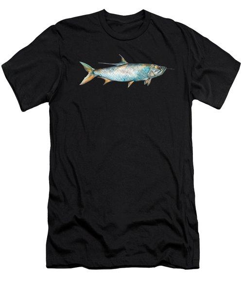 Silver King Tarpon Men's T-Shirt (Athletic Fit)