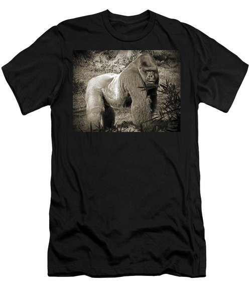 Silverback II Men's T-Shirt (Athletic Fit)