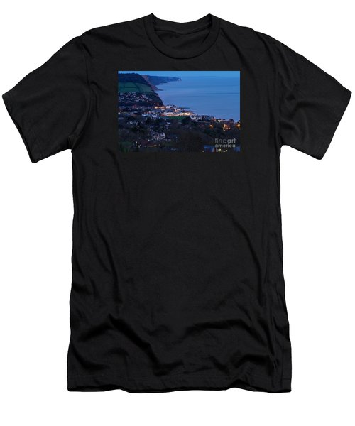Simouth From A High. Men's T-Shirt (Athletic Fit)