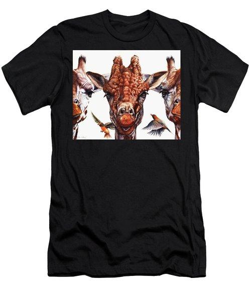 Simple Minds Men's T-Shirt (Athletic Fit)