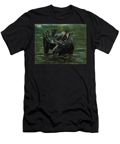 Simple Pleasures Men's T-Shirt (Slim Fit) by Billie Colson