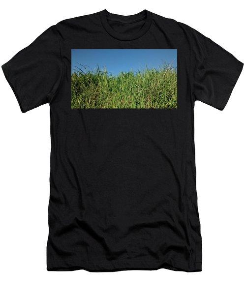Simple Prosperity  Men's T-Shirt (Athletic Fit)