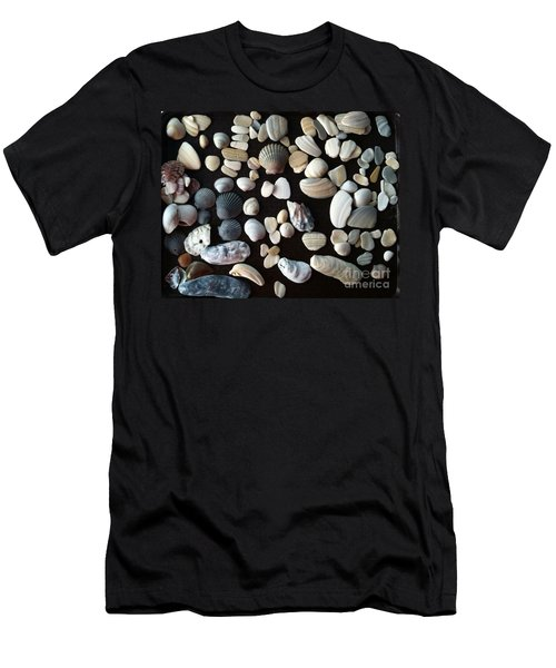 Simply Seashells Men's T-Shirt (Athletic Fit)