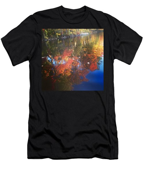 Simply Sensations Seasonal Swirls Men's T-Shirt (Athletic Fit)